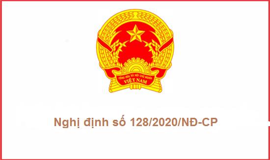 Nghị định số 128/2020/NĐ-CP ngày 19/10/2020 - KẾ TOÁN AN KHANG